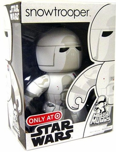 Star Wars Mighty Muggs Exclusive Figure Snow Trooper