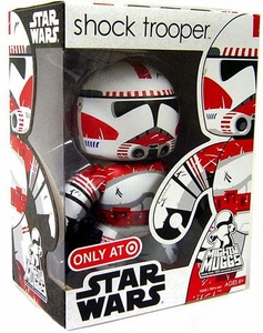 Star Wars Mighty Muggs Exclusive Figure Shock Trooper