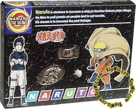 Naruto Ring and Necklace Set BLOWOUT SALE!
