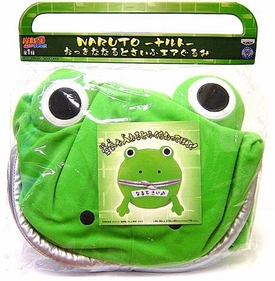 Naruto Banpresto Japanese Giant 1 foot Inflatable Frog Pouch BLOWOUT SALE!