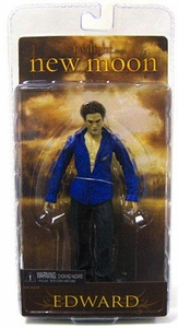 NECA Twilight New Moon Movie Series 2 Action Figure Edward Cullen [SPARKLE Version]