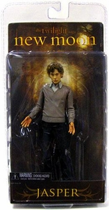 NECA Twilight New Moon Movie Series 2 Action Figure Jasper