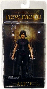 NECA Twilight New Moon Movie Series 1 Action Figure Alice Cullen