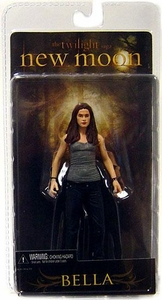 NECA Twilight New Moon Movie Series 1 Action Figure Bella Swan