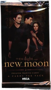 NECA Twilight New Moon Movie Trading Card Pack