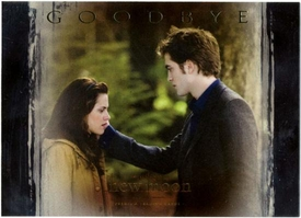 NECA Twilight Movie New Moon Single Chase Card Goodbye [#T-1]