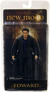 NECA Twilight New Moon Movie Series 1 Action Figure Edward Cullen
