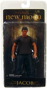 NECA Twilight New Moon Movie Series 1 Action Figure Jacob Black