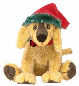 Ty Beanie Baby Jinglepup the Dog