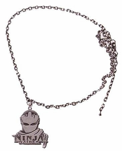 NECA Ninja Gaiden Ninja Logo Chain Necklace