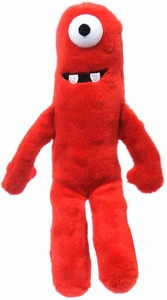 Yo Gabba Gabba 7 Inch Talking Plush Muno