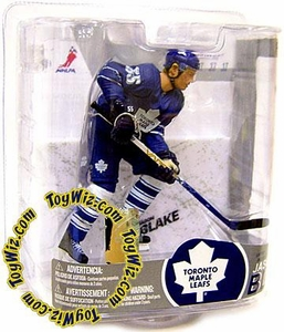 McFarlane Toys NHL Sports Picks Series 17 Action Figure Jason Blake (Toronto Maple Leafs)