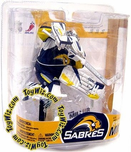 McFarlane Toys NHL Sports Picks Series 17 Action Figure Ryan Miller (Buffalo Sabres)