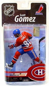 McFarlane Toys NHL Sports Picks Series 25 Canada Exclusive Action Figure Scott Gomez (Montreal Canadiens)