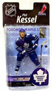McFarlane Toys NHL Sports Picks Series 25 Action Figure Phil Kessel (Toronto Maple Leafs) Blue Jersey