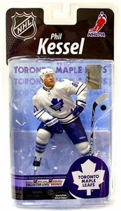 McFarlane Toys NHL Sports Picks Series 25 Action Figure Phil Kessel (Toronto Maple Leafs) White Jersey Bronze Collector Level Chase Only 2,500 Made!