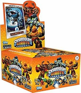 Topps Skylanders Giants Trading Card Box [24 Packs]