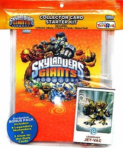 Topps Skylanders Giants Exclusive Collector Card Starter Kit