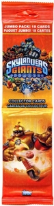 Topps Skylanders Giants Trading Card JUMBO Box [18 Packs]