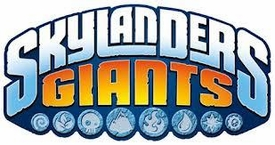 Topps Skylanders Giants Stickers Album