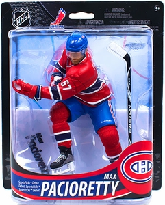 McFarlane Toys NHL Sports Picks Series 33 Action Figure Max Pacioretty (Montreal Canadiens) Red Jersey