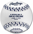 Official 2008 Rawlings All Star Game New York Yankees Baseball