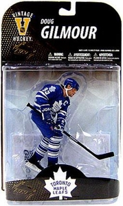 McFarlane Toys NHL Sports Picks Legends Series 7 Action Figure Doug Gilmour (Toronto Maple Leafs)