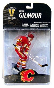 McFarlane Toys NHL Sports Picks Legends Series 7 Action Figure Doug Gilmour (Calgary Flames)