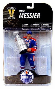 McFarlane Toys NHL Sports Picks Legends Series 7 Action Figure Mark Messier (Edmonton Oilers)