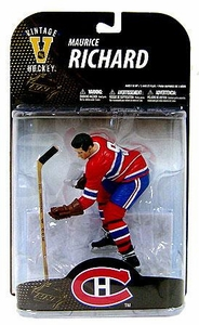 McFarlane Toys NHL Sports Picks Legends Series 7 Action Figure Maurice Richard (Montreal Canadiens)