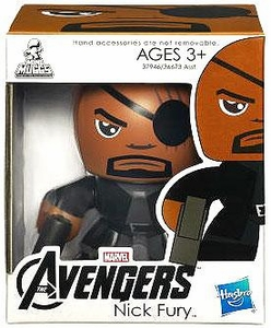 Marvel Avengers Movie Mini Mighty Muggs Nick Fury BLOWOUT SALE!