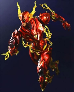DC Universe Variant Play Arts Kai Action Figure Flash Pre-Order ships March