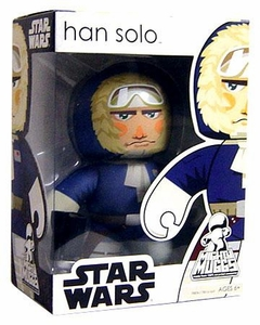 Star Wars Mighty Muggs Wave 6 Figure Han Solo [Hoth]