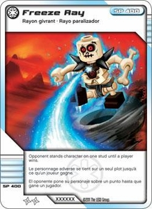 LEGO Ninjago Single Card 61/81 Freeze Ray
