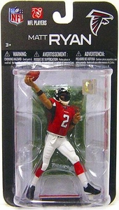 McFarlane Toys NFL 3 Inch Sports Picks Series 7 Mini Action Figure Matt Ryan (Atlanta Falcons)