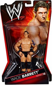 Mattel WWE Wrestling Basic Series 12 Action Figure Wade Barrett BLOWOUT SALE!