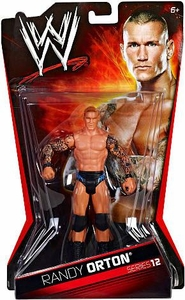 Mattel WWE Wrestling Basic Series 12 Action Figure Randy Orton