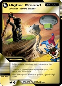 LEGO Ninjago Single Card 74/81 Higher Ground