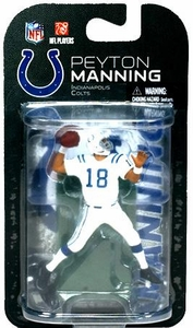 McFarlane Toys NFL 3 Inch Sports Picks Series 6 Mini Action Figure Peyton Manning (Indianapolis Colts)