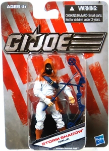 Hasbro GI Joe 2013 Basic Series 1 Action Figure Storm Shadow [Ninja]