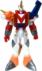 Digimon Japanese Xros Wars 5 Inch PVC Figure with Chip Shoutmon X4