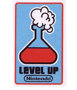 Nintendo Patch Level Up