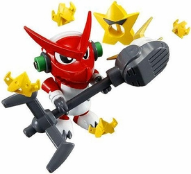 Digimon Japanese Xros Wars Cross Figure 01 Shoutmon & Starmons