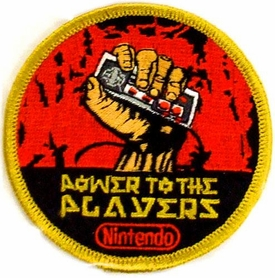 Nintendo Patch Power To The Players