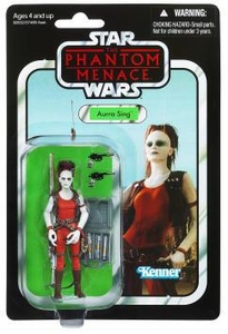 Star Wars 2012 Vintage Collection Action Figure #73 Aurra Sing [Phantom Menace]