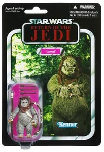 Star Wars 2012 Vintage Collection Action Figure #104 Lumat {Ewok} [Return of the Jedi]