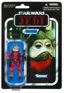 Star Wars 2012 Vintage Collection Action Figure #106 Nien Nunb [Return of the Jedi]
