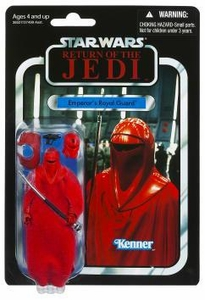 Star Wars 2012 Vintage Collection Action Figure #105 Emperor's Royal Guard [Return of the Jedi]