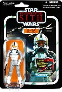 Star Wars 2012 Vintage Collection Action Figure #97 Odd Ball [Clone Pilot]