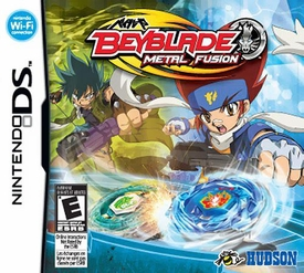 Beyblades Nintendo DS Video Game Beyblade Metal Fusion [Kyoya Tategami]